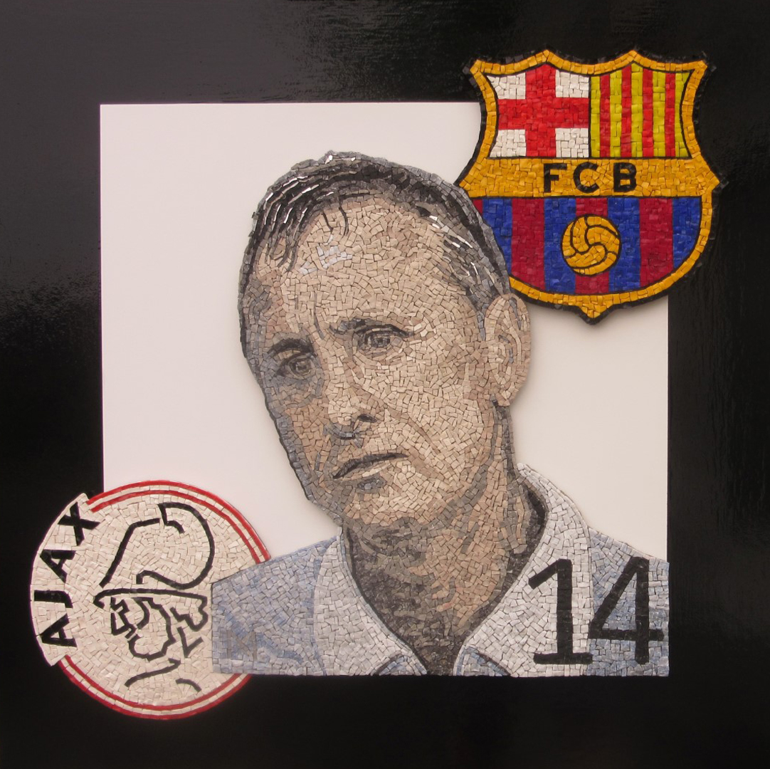 Forever 14 – Ode to Johan Cruijff