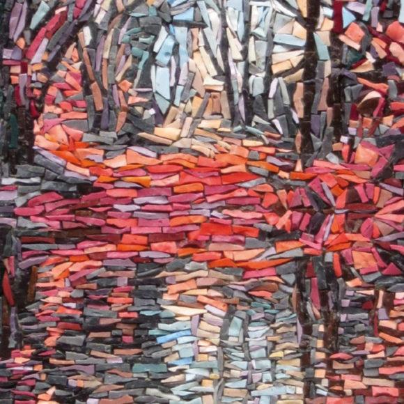 autumn chill-2x2-Mozaïekatelier Colorito-Natasja Mulder
