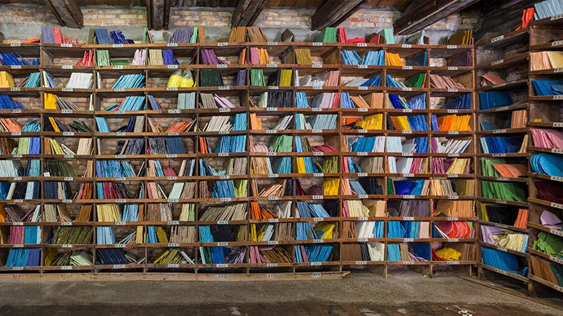 Orsoni -Colour-Library-Mozaïekatelier Colorito-Natasja Mulder