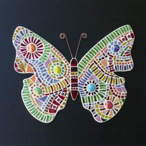 Colorito Mozaïekpakket-Vlinder- Mozaïekatelier Colorito-Natasja Mulder