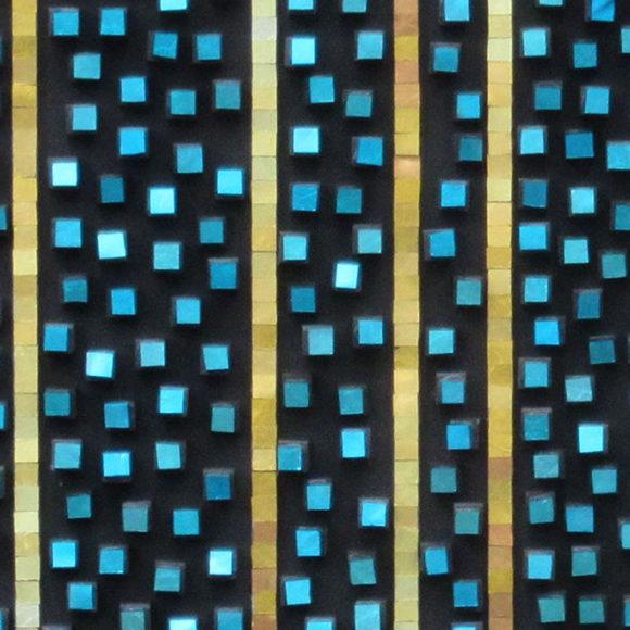 composizione-oro-e-legno-3-2x2- conceptual-Mozaiekatelier Colorito-Natasja Mulder