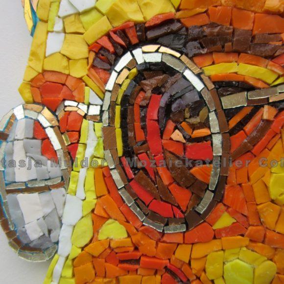 detail Imagine - Mozaiekatelier Colorito-Natasja Mulder