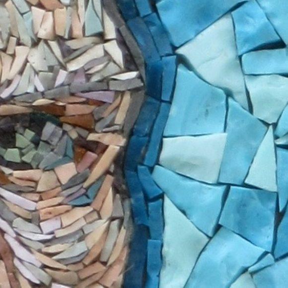 detail Ode aan van Gogh-Mozaiekatelier Colorito-Natasja Mulder (3)