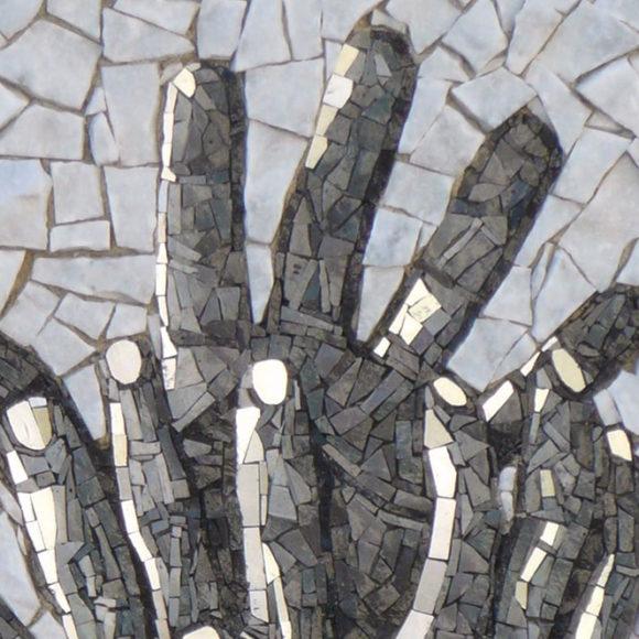 le-tre-mani-2x2-Mozaiekatelier Colorito-Natasja Mulder