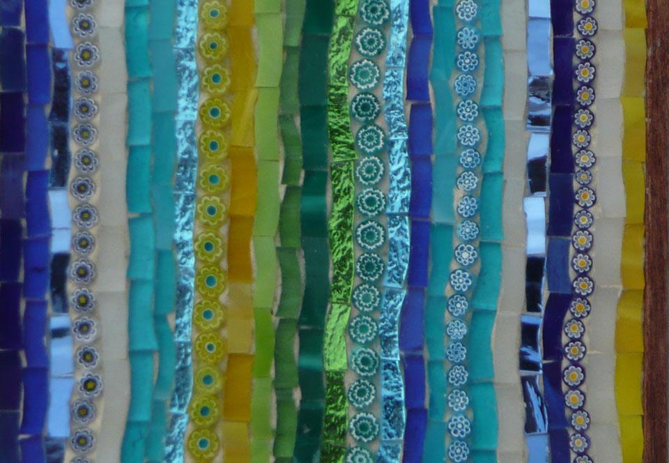 lime-lines-2x2-Mozaiekatelier Colorito-Natasja Mulder