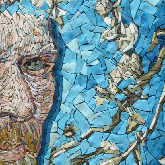 ode-aan-van-gogh-2x2-Mozaiekatelier Colorito-Natasja Mulder