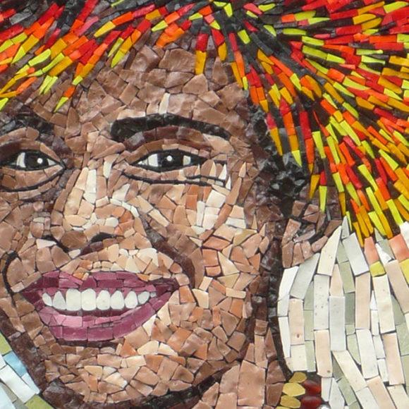 papuaman-2x2-Mozaiekatelier Colorito-Natasja Mulder