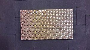 project Composizione Oro e Legno 1-7- Mozaiekatelier Colorito-Natasja Mulder