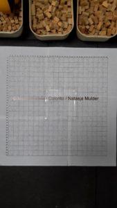 project Composizione Oro e Legno 2- 2- Mozaïekatelier Colorito-Natasja Mulder