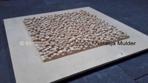 project Composizione Oro e Legno 2- 6- Mozaïekatelier Colorito-Natasja Mulder