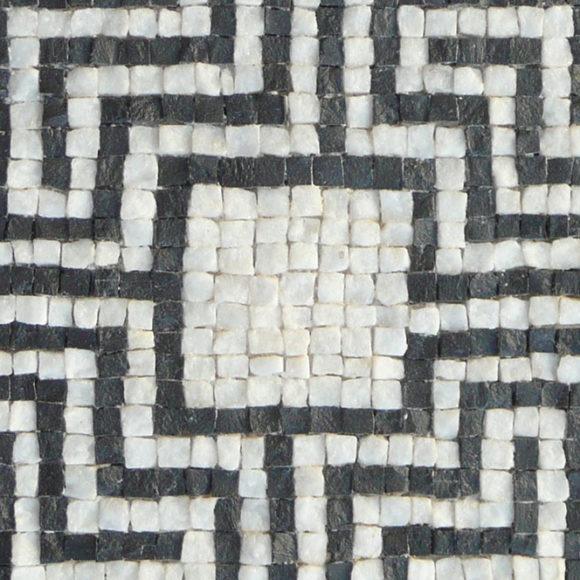 romeins-labyrinth-2x2-mozaiekatelier Colorito-Natasja Mulder