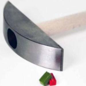Mozaïekhamer- smalti tools- Mozaïekatelier Colorito-Natasja Mulder