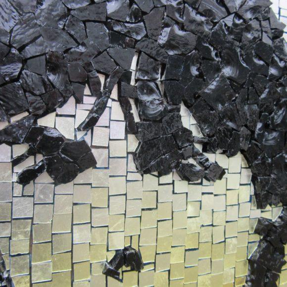 Beatles Mosaic by Colorito- detail- Mozaïekatelier Colorito-Natasja (17)