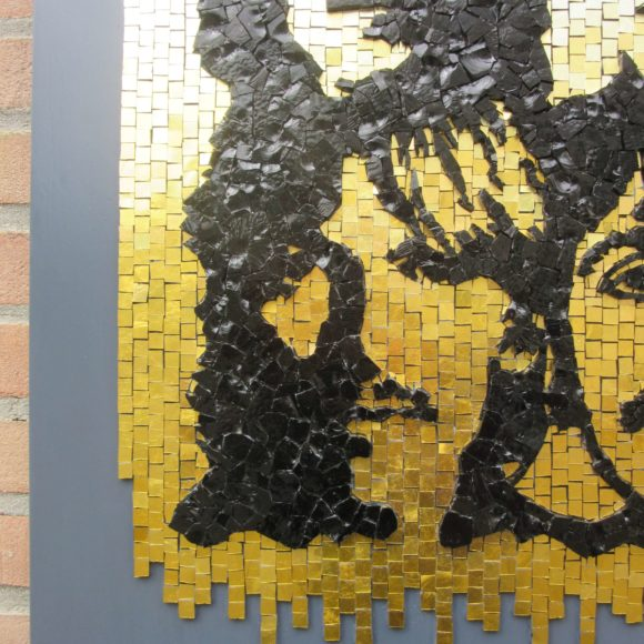 Beatles Mosaic by Colorito- detail- Mozaïekatelier Colorito-Natasja (22)