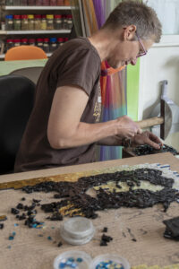 Mozaïekatelier Colorito- Natasja Mulder-fotoshoot Hendrien- sept 2019
